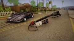 Lanzallamas de Team Fortress para GTA San Andreas