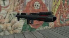 Lanzador de misiles de Star Wars para GTA San Andreas