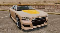 GTA V Bravado Buffalo Supercharged para GTA 4