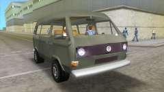 Volkswagen Transporter T3 para GTA Vice City