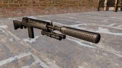 El fusil semiautomático M14