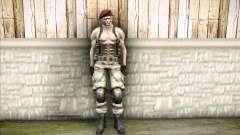 Jack Krauser mercenario para GTA San Andreas