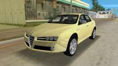 Alfa Romeo 159 ti para GTA Vice City