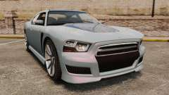 GTA V Bravado Buffalo Supercharged