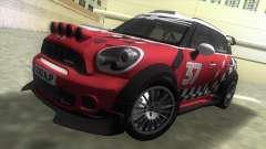 Mini Countryman WRC para GTA Vice City