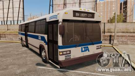 MCI Classic TC40-102A 1988 Liberty City para GTA 4