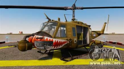 Bell UH-1 Iroquois v2.0 Gunship [EPM] para GTA 4