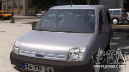 Ford Transit Connect para GTA 4