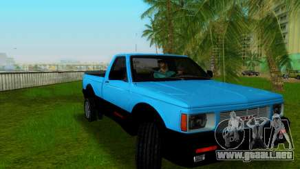 GMC Cyclone 1992 para GTA Vice City