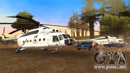 MI 8 ONU (Naciones Unidas) para GTA San Andreas