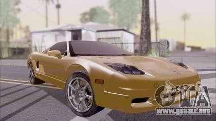 Acura NSX para GTA San Andreas