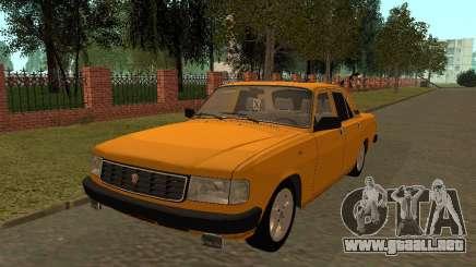 GAZ 31029 Volga sedán para GTA San Andreas