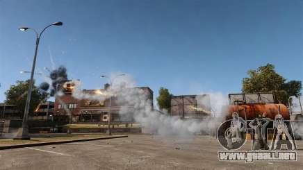 Lanzacohetes rápido para GTA 4