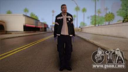 El médico de GTA 4 para GTA San Andreas