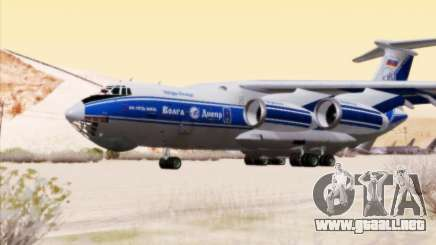Il-76td-90vd a Volga-Dnepr para GTA San Andreas
