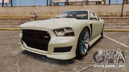 GTA V Bravado Buffalo STD8 v2.0 para GTA 4
