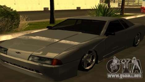 Elegy 280sx para las ruedas de GTA San Andreas