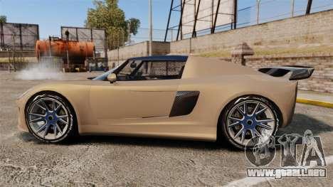 GTA V Coil Voltic para GTA 4 left
