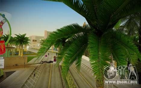 ENBSeries débil para PC para GTA San Andreas sexta pantalla