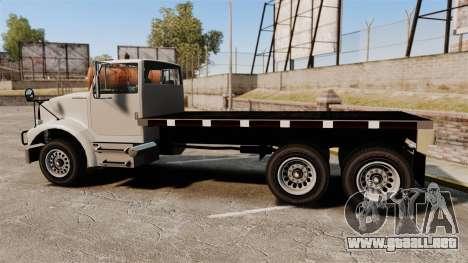 Benson Heavy para GTA 4 left