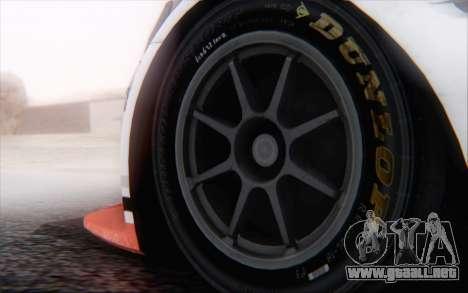 Holden Commodore para la visión correcta GTA San Andreas