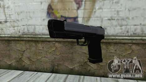 New Colt45 para GTA San Andreas