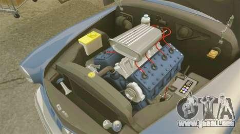 Mercury Lead Sled Custom 1949 para GTA 4 vista interior