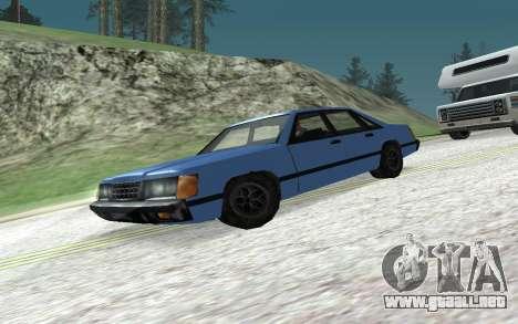 Premier VC para la visión correcta GTA San Andreas