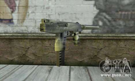 SMG из Counter Strike para GTA San Andreas segunda pantalla