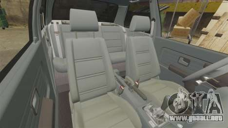 BMW M3 E30 para GTA 4 vista interior