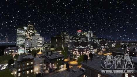 El Clima De París para GTA 4 segundos de pantalla