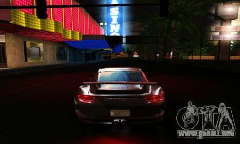 ENBSeries Exflection para GTA San Andreas novena de pantalla