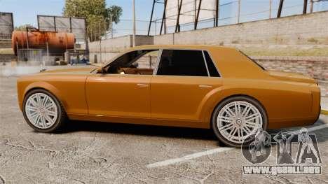 Super Diamond VIP para GTA 4 left