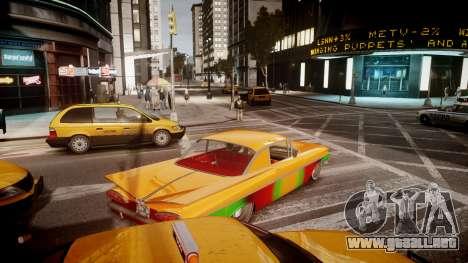 Chevrolet Impala para GTA 4 visión correcta