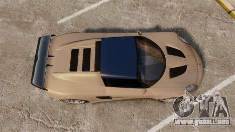 GTA V Coil Voltic para GTA 4 visión correcta