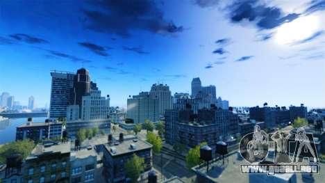 Tiempo en polo norte para GTA 4