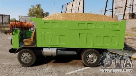 Si Buxiang Truck para GTA 4 left