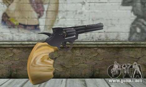Black 44Magnum para GTA San Andreas segunda pantalla