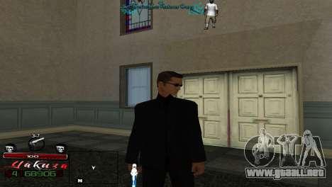 Campana Topica para GTA San Andreas
