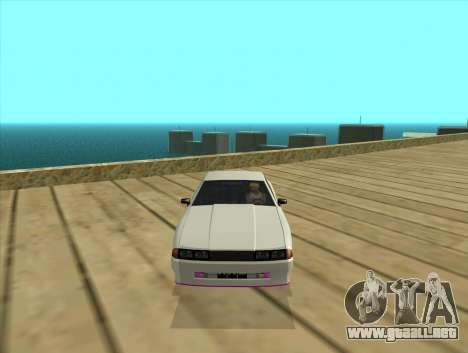 Elegy by MegaPixel para GTA San Andreas left