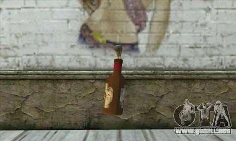 Cócteles Molotov Postal 3 para GTA San Andreas segunda pantalla