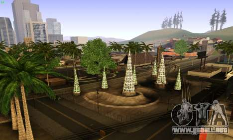 ENBSeries Exflection para GTA San Andreas
