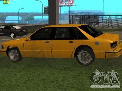 Premier 2012 para la visión correcta GTA San Andreas