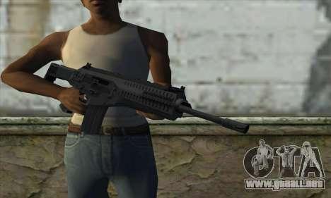 Beretta ARX 160 para GTA San Andreas tercera pantalla