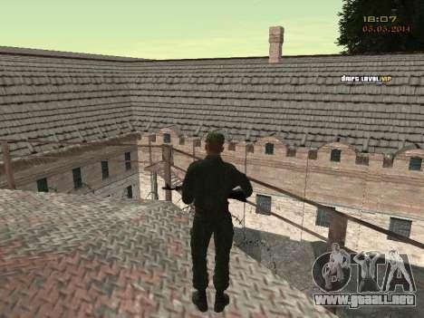 El ejército ruso moderno para GTA San Andreas undécima de pantalla