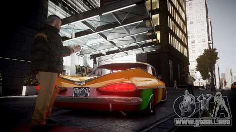 Chevrolet Impala para GTA 4 left