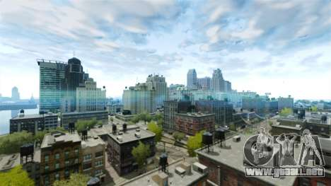 El Clima De París para GTA 4 tercera pantalla