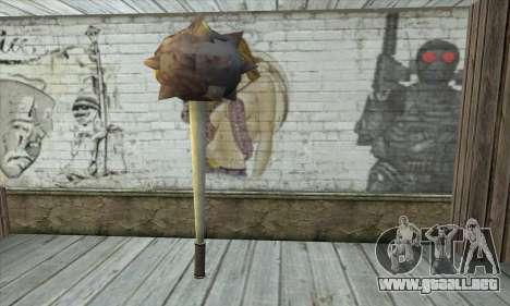 Spikes Hammer para GTA San Andreas