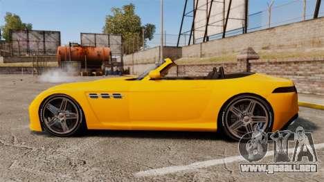GTA V Benefactor Surano para GTA 4 left