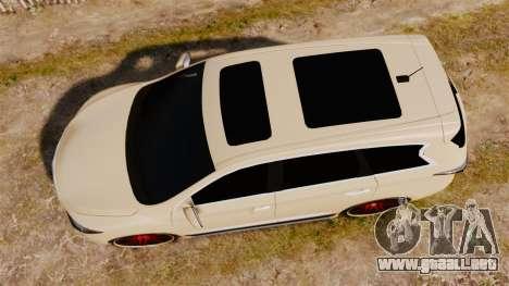 Infiniti JX 2013 para GTA 4 visión correcta
